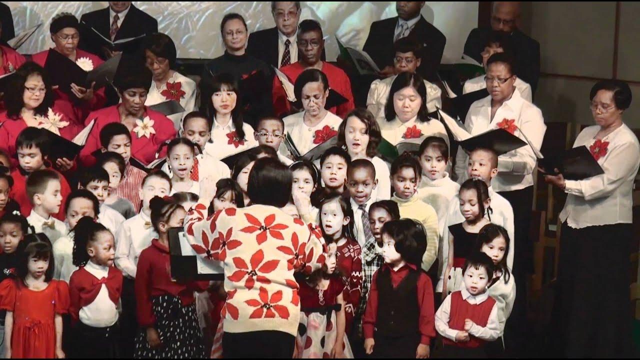 Willowdale SDA Senior & Children Choir Toronto, ON - YouTube
