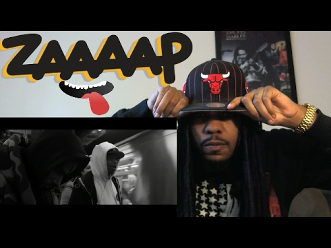 AJ Tracey - Luke Cage (Official Video) REACTION HEAT!!