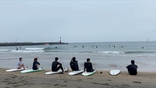 제주도 서핑 입문기 (소금막해변 이호테우해변)