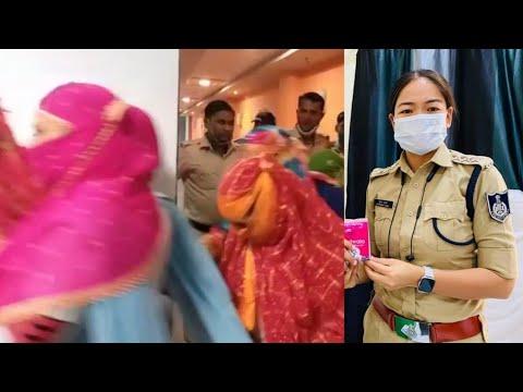 #bhind होटल में देह व्यापार करते हुये युबक युवतियों को डीएसपी पूनम थापा ने किया गिरफ़्तार