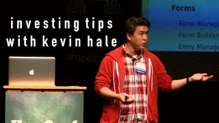 Startup Investing Tips, with Kevin Hale