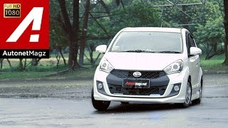 Test drive Daihatsu Sirion Indonesia
