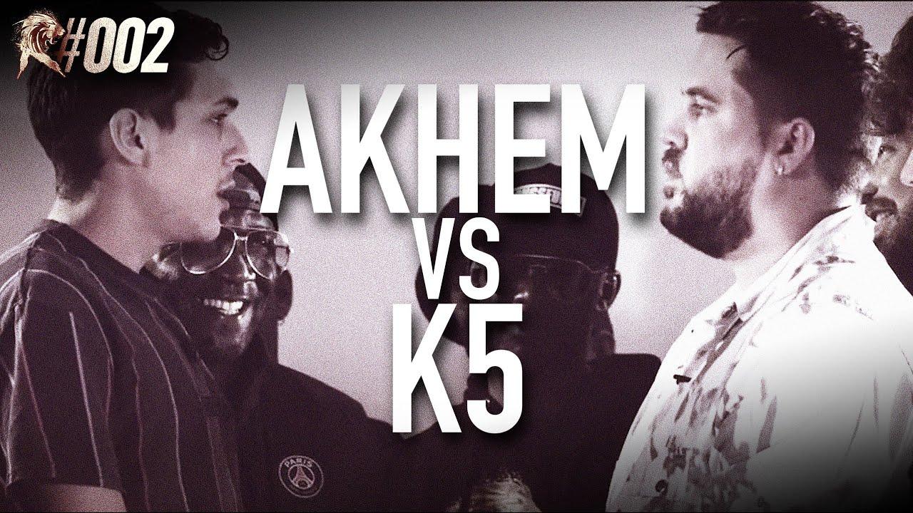 Download ROAR#002   Akhem vs K5