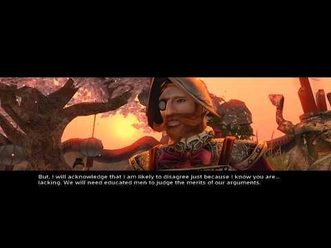 Jade Empire: Sir Roderick