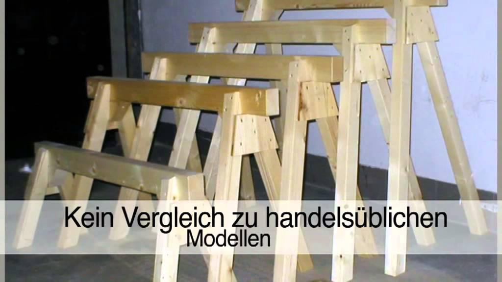 holzb cke p chersreuth holzbockel kowalek youtube. Black Bedroom Furniture Sets. Home Design Ideas