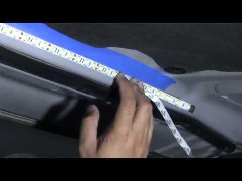 Engine Compartment Light - E.C.L. for FJ80 Series Install Video