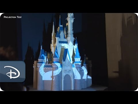 Advanced Projection Mapping Tech Coming to 'Happily Ever After'