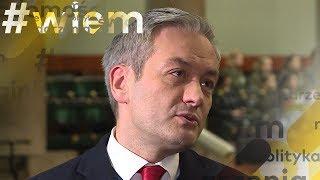 Biedroń składa życzenia Kaczyńskiemu: życzę mu, by nie był samotny na święta