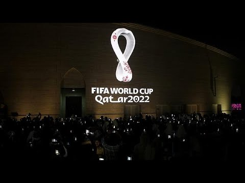 Qatar unveils logo for 2022 FIFA World Cup