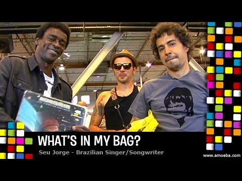 Seu Jorge - What's In My Bag?