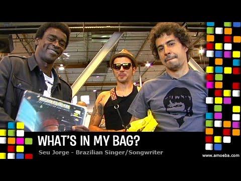 Seu Jorge - What's In My Bag?
