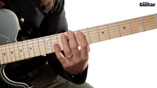 Guitar Lesson: Learn how to play The Police - Message In A Bottle (TG251)
