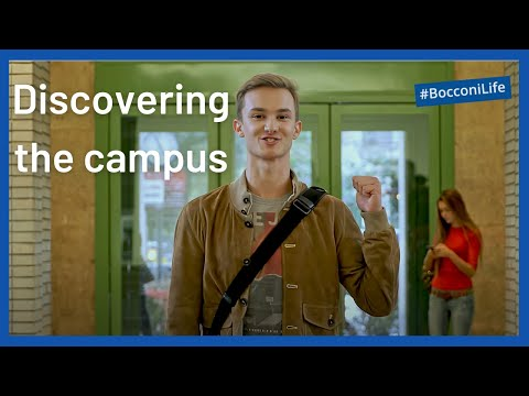 #BocconiLife - Discovering the Campus