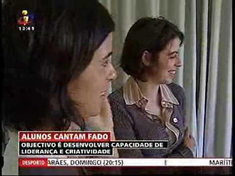 Lisbon MBA sings fado - On the news
