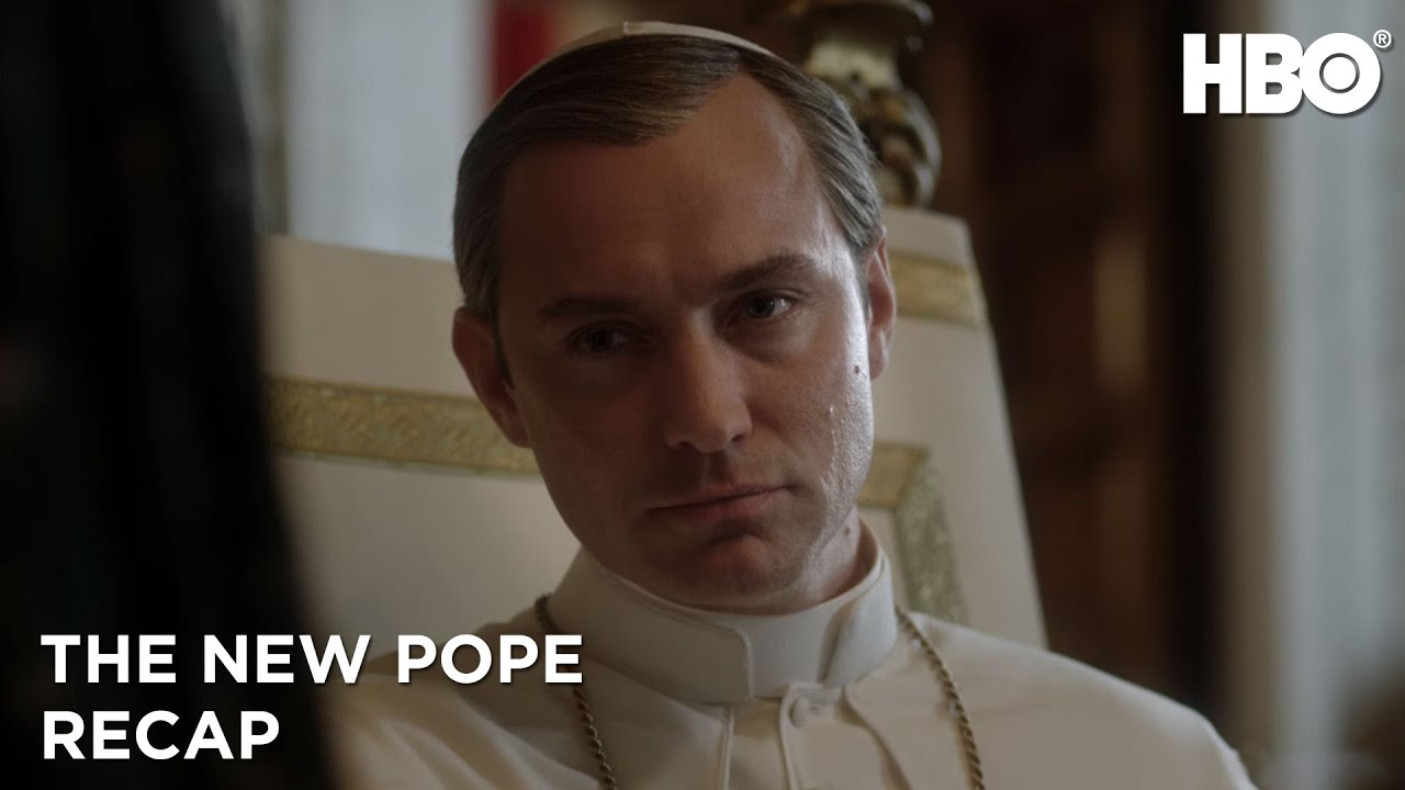 Download The New Pope   The Seven Deadly Sins of The Young Pope (Recap)   HBO