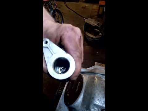 Установка привода трамблёра ГАЗ 53