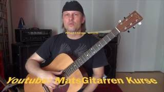 "Andreas Gabalier - ""Amoi segn mer uns wieder"" Akustik Gitarren Tutorial"