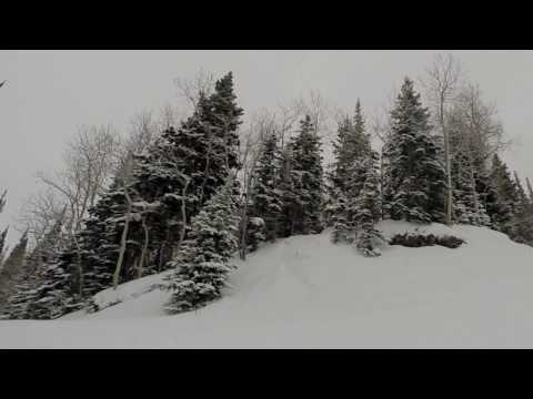 Throwing down at Sunlight Mountain Resort
