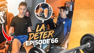 JE REPRENDS ENFIN LA MUSCULATION 😁💪  - #LaDeter 66