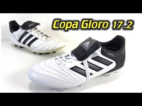 Adidas Copa Gloro 17.2 (White/Black) - One Take review + On Feet