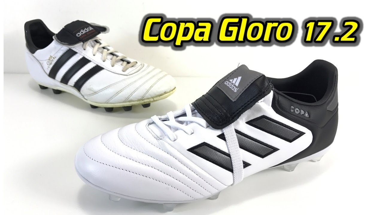 7a5f969329b5 ... reduced adidas copa gloro 17.2 white black one take review on feet  86ccb 5013d
