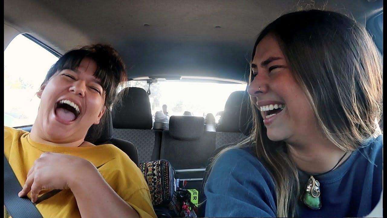 Ashlynn i reunite with ashlynn after two years *road trip*
