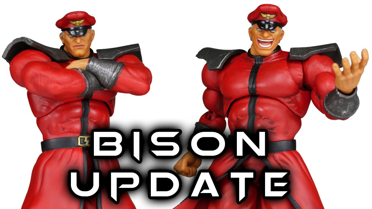 Storm Collectibles M Bison Vega Street Fighter V Review Update