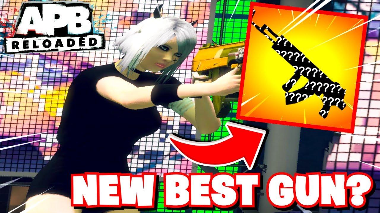 Download 🔥 THE *NEW* BEST GUN !? 🔥 APB RELOADED