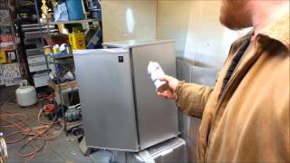Faux Stainless Steel  Fridge PAINT IT YOURSELF
