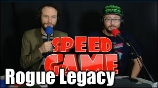 Speed Game - Rogue Legacy - Fini en 13:41