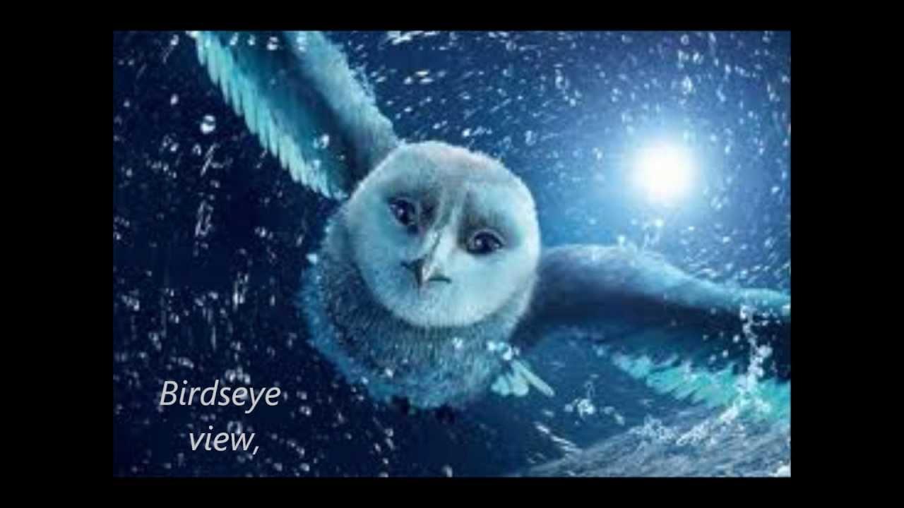 Owl City- To The Sky Lyrics
