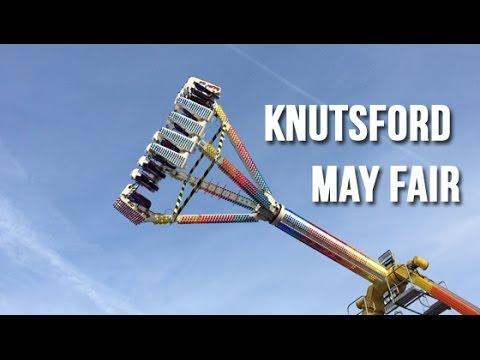 Knutsford May Day Fun Fair 2016