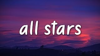 Gambar cover Martin Solveig - All Stars (Lyrics / Lyric Video) (feat. ALMA) (Kepik Remix)