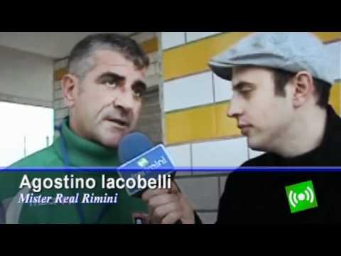 Iacobelli intervista pre Real Santarcangelo