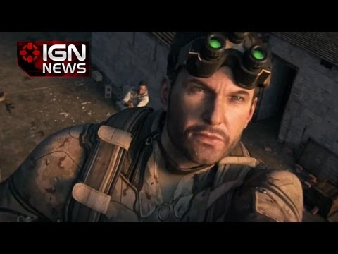 IGN News - Why Ubisoft Changed Sam Fisher's Voice