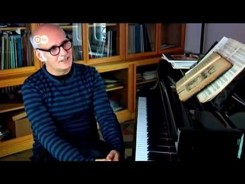 Pianist and composer Ludovico Einaudi