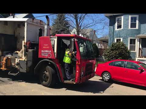 Capitol Waste Services 407 ~  Mack LE Labrie Expert 2000 MSL