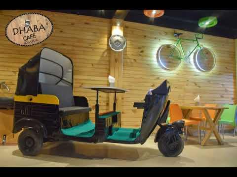 Dhaba Cafe Solapur, India