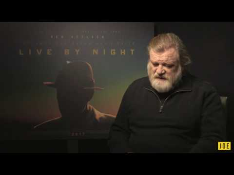Brendan Gleeson reveals his superhero powers