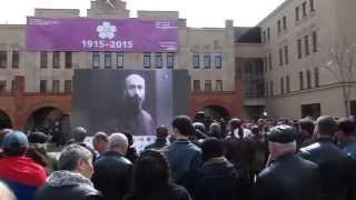 видео Армянский храмовый комплекс в Москве