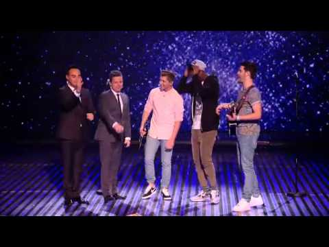 Britains Got Talent 2012 Loveable Rogues Live Love Sick