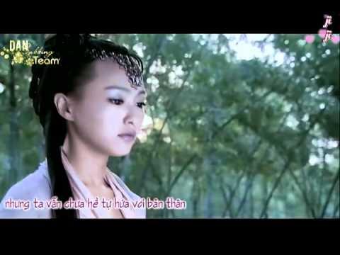 Hứa không yêu nàng - Tiên kiếm kỳ hiệp 3 - OST [Vsub]