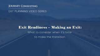Exit Readiness