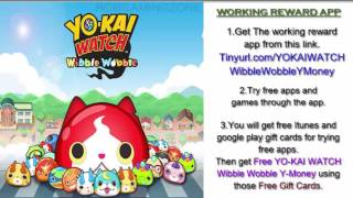 YO-KAI WATCH Wibble Wobble - Tips - Tricks - Strategies - Get Y-Money Quick - IOS ANDROID !