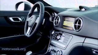 First Impressions: 2013 Mercedes-Benz SL 550