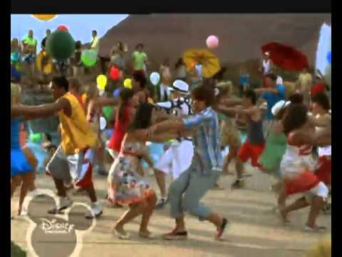 High School Musical 2  'All for One' Music Video   YouTube