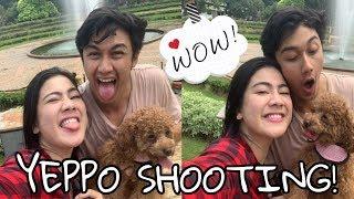 YEPPO SHOOTING SAMA HITO.. SUPER GEMES! | Felicya Angellista