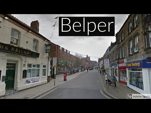 Travel Guide Belper Town Derbyshire UK Pros And Cons