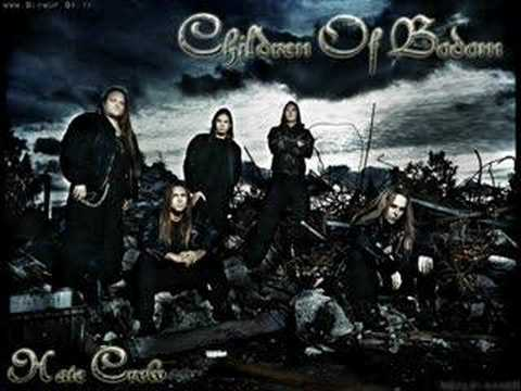 Children Of Bodom  Oops I Did It Again!