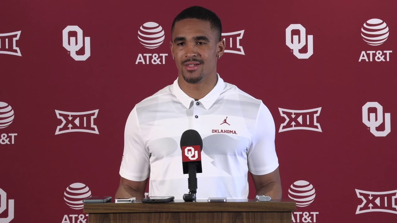 "Jalen Hurts Took Over Oklahoma: ""We're Gonna Follow His"